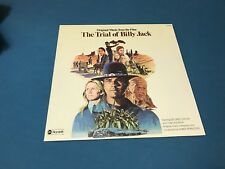 The Trial Of Billy Jack Vinyl LP Music From The Film