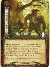 Lord of the Rings LCG  - 1x Ork-Jägermeute  #041 - Die Stimme Isengards