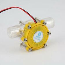 Accessoires Générateur Mini 8.8 5.8 3.9cm Eau Flux Pompe Micro Turbine