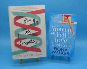 Fiona Walker/Catherine Isaac - 2 books NEW