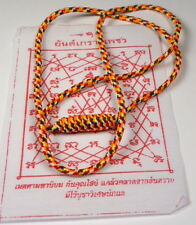 Buddha Sacred NECKLACE A.  Blessed by Buddhist Monk.HEALTH and PROTECTION.