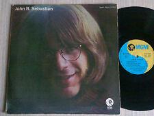 JOHN B. SEBASTIAN (THE LOVIN' SPOONFUL) - RARO LP 33 GIRI 1970 ITALY SMGL 50.019
