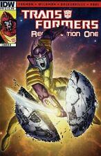 Transformers Regeneration One #91 (NM)`13 Furman/ Wildman (Cover A)