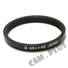 46-46mm Step-Down Metal Lens Adapter Filter Ring / 46mm Lens to 46mm Accessory