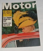 MOTOR MAGAZINE WEEK ENDING APRIL 17 1965 - BUYING A USED FORD CLASSIC