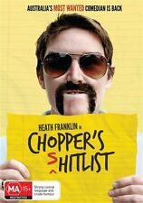 Heath Franklin's Chopper - In The (S)Hitlist (DVD, 2013)--free postage