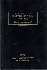 HANDBOOK OF UNITED STATES COINS WITH PREMIUM LIST 1975