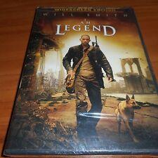 I Am Legend (DVD, 2008, Widescreen) Will Smith NEW