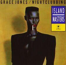 Grace Jones - Nightclubbing ISLAND RECORDS CD 1981  (IMCD 17)