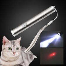 LED Flashlight Infrared Porket UV Torch Laser Pointer Nein Batterie