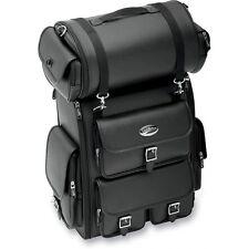 Saddlemen EX2200 Moto Dosseret Neuf Tige Sac - Noir