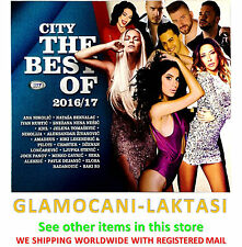 CD CITY THE BEST OF 2016/17 compilation 2016 nikolic adil tomasevic stevic sloba