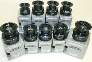 SHIMANO NEXAVE SPARE SPOOL FULL RANGE TO FIT NEXAVE FE FRONT DRAG REEL MODELS