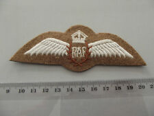 ^(GB2)  Britische Pilot Wings Royal Flying Corps 1918