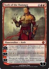 [1x] Koth of the Hammer [x1] Scars of Mirrodin Near Mint, English -BFG- MTG Magi