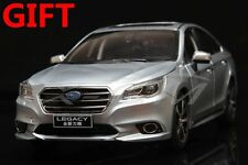 Car Model Subaru All New Legacy 1:18 (Silver) + Small Gift!