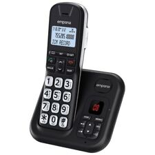 Emporia GD61AB Senioren-Telefon schwarz