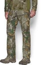 Under Armour UA Storm Hunting Pants Mens Size 34x34 Covert Realtree Camo