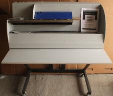 Hasler Op170 Postmark 606 Automatic Hi Speed Letter Envelope Opener w/ Stand