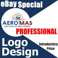 Professional LOGO DESIGN - UNLIMITED REVISIONS - Pro Service