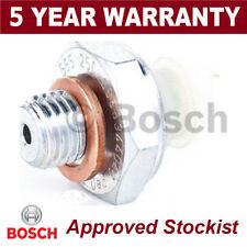 Bosch Oil Pressure Switch 0986344040