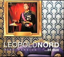 ALEC MANSION - LEOPOLD NORD ...ET EUX - CD ALBUM DIGIPACK