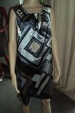 ROBE/TUNIQUE femme - robe satinée couleur chaude - M/L occasion