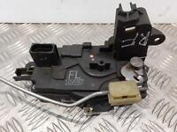 2006 VAUXHALL ASTRA H Mk5 Right Drivers O/S Front Door Lock Assembly 13105937