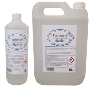 Perfumers Alcohol - Make your own perfumes, aftershaves and room sprays