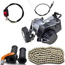 47CC 49CC 2STROKE ENGINE MOTOR POCKET MINI BIKE SCOOTER ATV Chain Throttle Cable