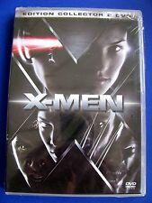 "DVD "" X-Men"" Film Edtion Collector 2dvd ,sous blister"
