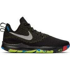 Hombre Nike Lebron Witness III Negro Zapatillas Baloncesto AO4433 009