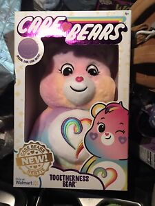 New 2021 Care Bears Togetherness Bear Special Edition Walmart Exclusive