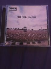 OASIS. GREATEST HITS TIME FLIES 1994-2009 NUMBER 1 DOUBLE CD EDITION 🌟🌟🌟🌟🌟