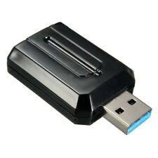 USB 3.0 SS 2.0 A ESATA ESTERNO Bridge Adattatore Convertitore Video da 5 GB per LATOP 3.5in