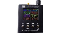 140MHz~2.7GHz UV RF Vector Impedance ANT SWR Antenna Analyzer Meter Tester