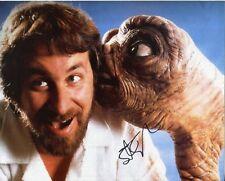 Steven Spielberg SIGNED AUTOGRAPH ET AFTAL UACC RD