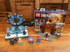 Nintendo Wii U Lego dimensiones Starter Pack + historia fantástica bestias + extras