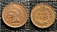 1908 INDIAN HEAD PENNY DIAMONDS