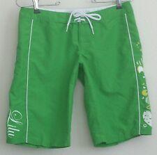LiLu Shorts Boardshorts Size 0 W29 Green