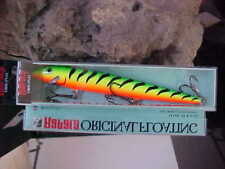 Rapala Orginal Floating F18 FT FIRETIGER for Bass/Walleye/Pike/Pickerel/Musky