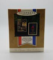 Hallmark Keepsake Ornament Invitation to the Games The Olympic Spirit Collection