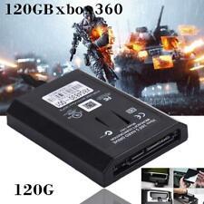 Black 120GB Internal HDD Hard Drive Disk for Xbox 360 E Xbox 360 Slim Console