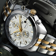 Unbranded Stainless Steel Wristwatches with Arabic Numerals