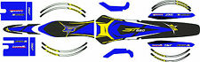 Sherco 2016 Style Complete Decal Set For 2002 - 2005 .
