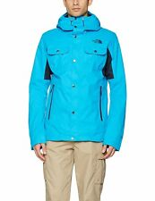 The North Face Arrano waterproof jacket Blue Size Medium NEW RRP £190