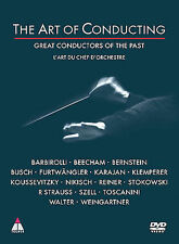 The Art of Conducting: Great Conductors of the Past (DVD, 2002) NEW SEALED!