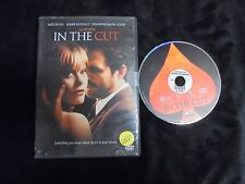 """USED DVD Movie  """"In The Cut"""" (G)"""