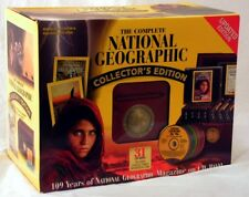 Complete National Geographic Collector's Edition:109 Years Magazine 31 CD Set