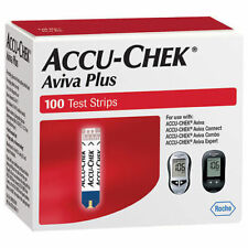 ACCU-CHEK Aviva Plus Glucose Blood Test Strips
